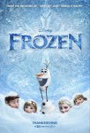 Much like Wreck it Ralph and Tangled, Frozen is a great Disney movie.