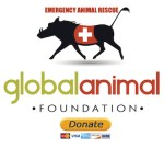 Global Animal Foundation donate to charity logo