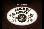 Disney's Get a Horse! appears before Frozen, it Mickey Mouses first short in almost 20 years.