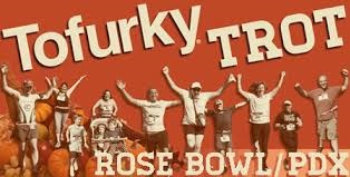 tofurky trot picture (VEGETARIAN)