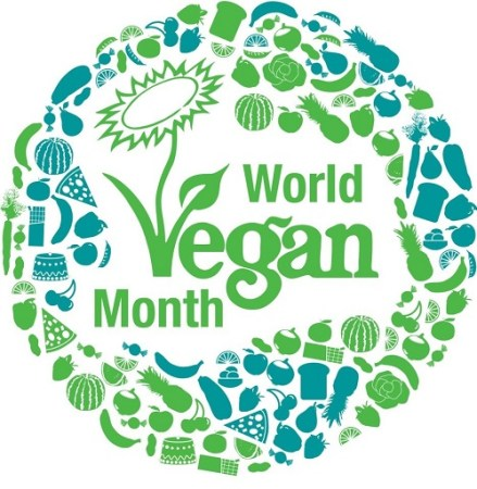 People around the world are celebrating veganism in November. Photo Credit: Vegan Society (VEGAN)
