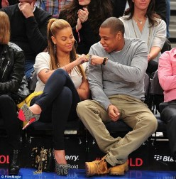 """Music mogul Jay Z announced on his website Life & Times that he and his wife Beyonce are doing a 22 day vegan challenge, describing it as """"a spiritual and physical cleanse.""""/Photo credit: FilmMagic"""