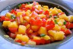 mango salsa modernmommyskitchen.com