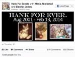 Hank for senate, cats, adorable cats, animals who run for office, politics, mayor, virginia
