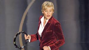Ellen DeGeneres hosted the 2007 Academy Awards to rave reviews./Photo credit: variety.com