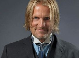 """The Hunger Games"" star, Woody Harrelson teams up with The Humane Society of the United States to help pass legislation protecting African elephants from the blood ivory trade./Photo credit: film thrasher.com"
