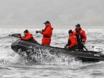 Putin Shoots a Whale With a Crossbow