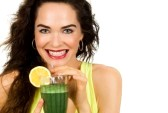Enjoying your smoothie through a straw can help keep your teeth sparkling./Photo credit: 123rf.com