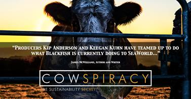 Documentary, Cowspiracy,