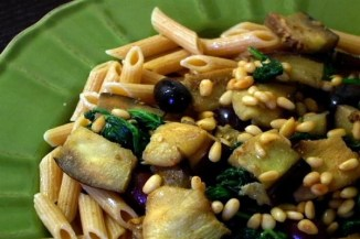 (VEGAN/VEGETARIAN RECIPES) This perfect pasta dish is full of nutrients and simple ingedients.