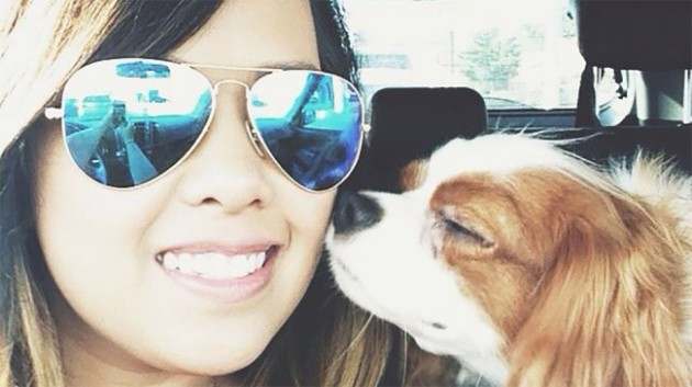 Nina Pham, 26, who became the first person to contract the disease within the United States. Federal officials declared her free of the deadly virus on Friday, Oct. 24, 2014. Photo credit: AP