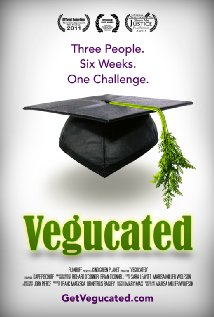 In this documentary, three meat- and cheese-loving New Yorkers agree to adopt a vegan diet for six weeks. Photo Credit: GetVegucated.com