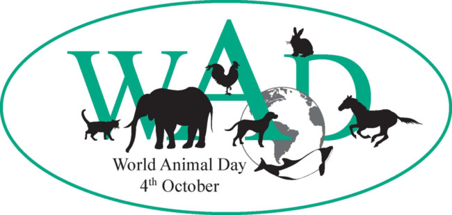 World Animal Day celebrations animal rights and welfare internationally. Photo Credit: NEAVS