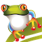 global animal favicon logo