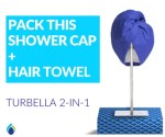 Turbella 2-in-1-waterproof-shower-turban-to-replace-hair-towel-and-shower-cap