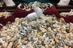 Ivory artifacts seized by NY state investigators to be crushed in Central park