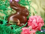 vegan chocolate easter baskets
