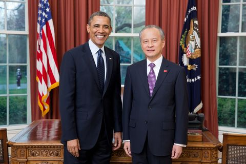 Chinese Ambassador Makes Low-Key Atlanta Visit - Global ...
