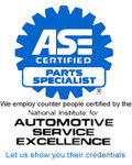 ASE Certified Parts Specialist at Global Auto Parts
