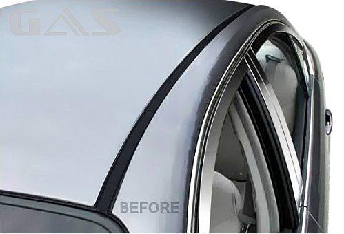 Toyota Chrome Roof Molding Trim Chrome Accessories