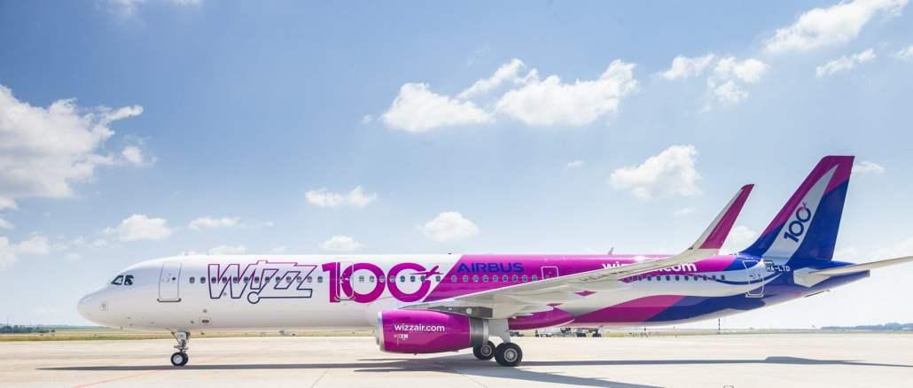 UAE start-up Wizz Air Abu Dhabi receives first aircraft