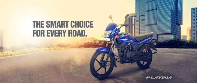 Bajaj Platina 100es The Smart Choice For Every Road