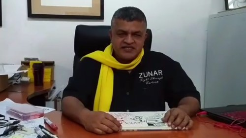 Video: Zunar has a message for Malaysians living abroad