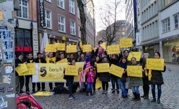 Bersih 5 Hamburg