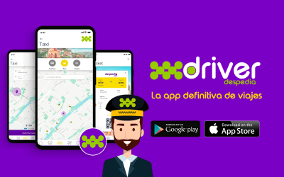 Requisitos para Driver despedia APP