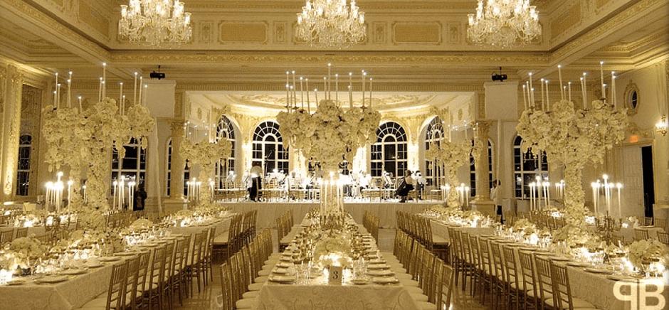 lavish wedding