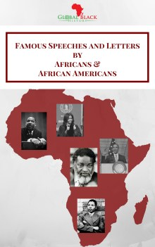 Famous Speeches and Letters by Africans & African Americans