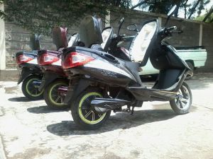 Pfoofy motorcycles