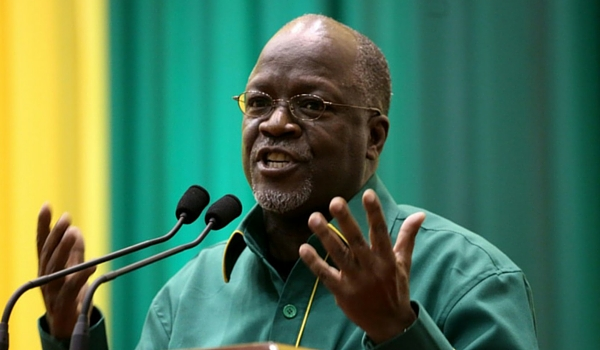 Magufuli's New Economic Strategy - Taxation and Manufacturing