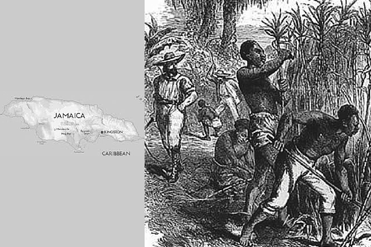 Black Resistance to Slavery: The Maroons of Jamaica