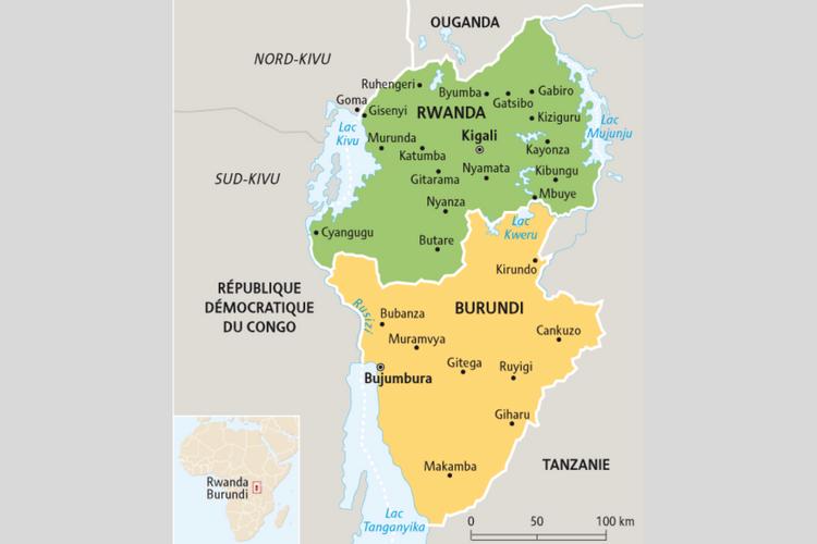 Ethnic Hierarchy in Ruanda- Urundi from 1890