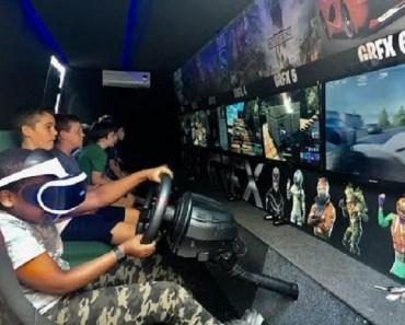 kids gaming parties