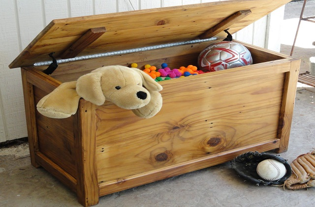 How to Choose the Best Toy Boxes for Your Kids?