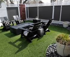 fake grass for home lawns