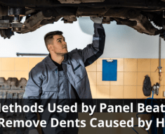 panel beaters to remove dents