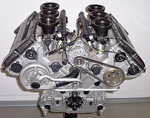 A V-Shaped Engine