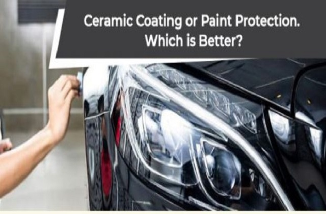Ceramic Coating or Paint Protection. Which is Better?