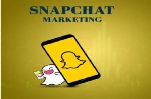 The Snapchat Marketing