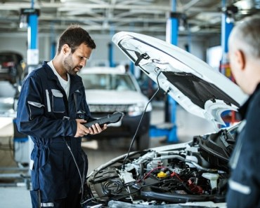 keep your car servicing routines in check