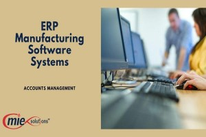 ERP Manufacturing Software Systems