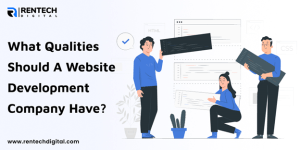 What Qualities Should A Website Development Company Have?