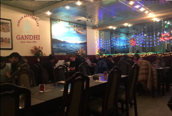 best Indian restaurant in Amsterdam