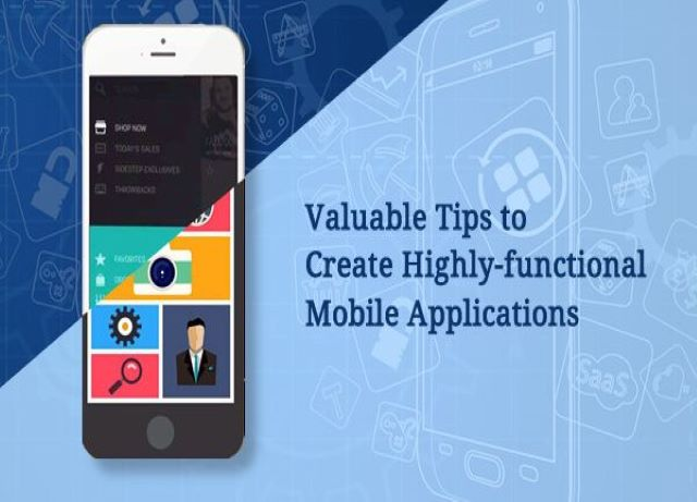 functional mobile application