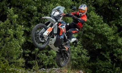 Dirt Bike KTM