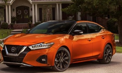 Nissan's Top 5 Car Care Tips for When You're Parked at Home