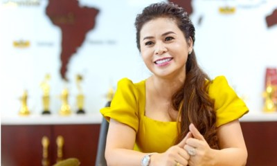 Madame Le Hoang Diep Thao
